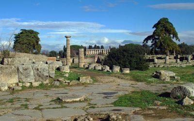 Ruinas romanas para controlar a tu perro